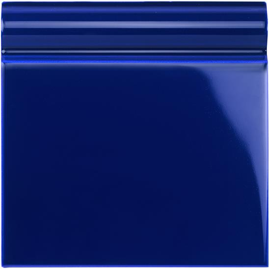 Royal Blue Skirting Tile