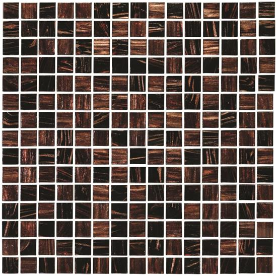 Discovery Gold Fleck Glass Mosaic 20mm 13/16""