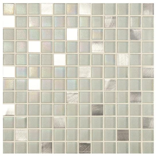 Pagai Glass and Metal Mosaic