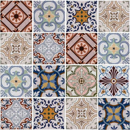 Fable Patterned Mosaic