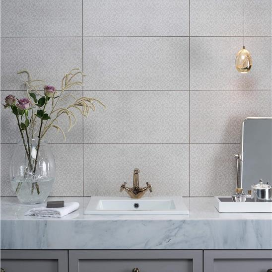 Idante Crema Matt Glazed Ceramic Tile
