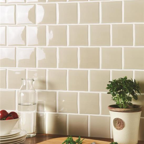 Eucalyptus Mix Gloss Field Tile