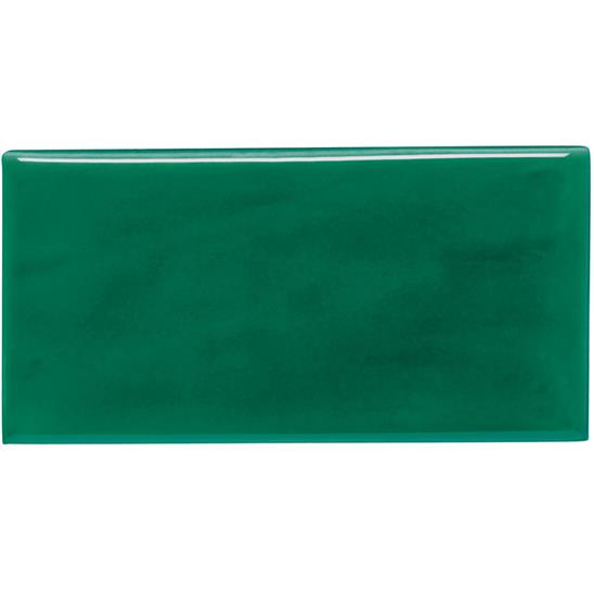 Emerald Green Half Tile