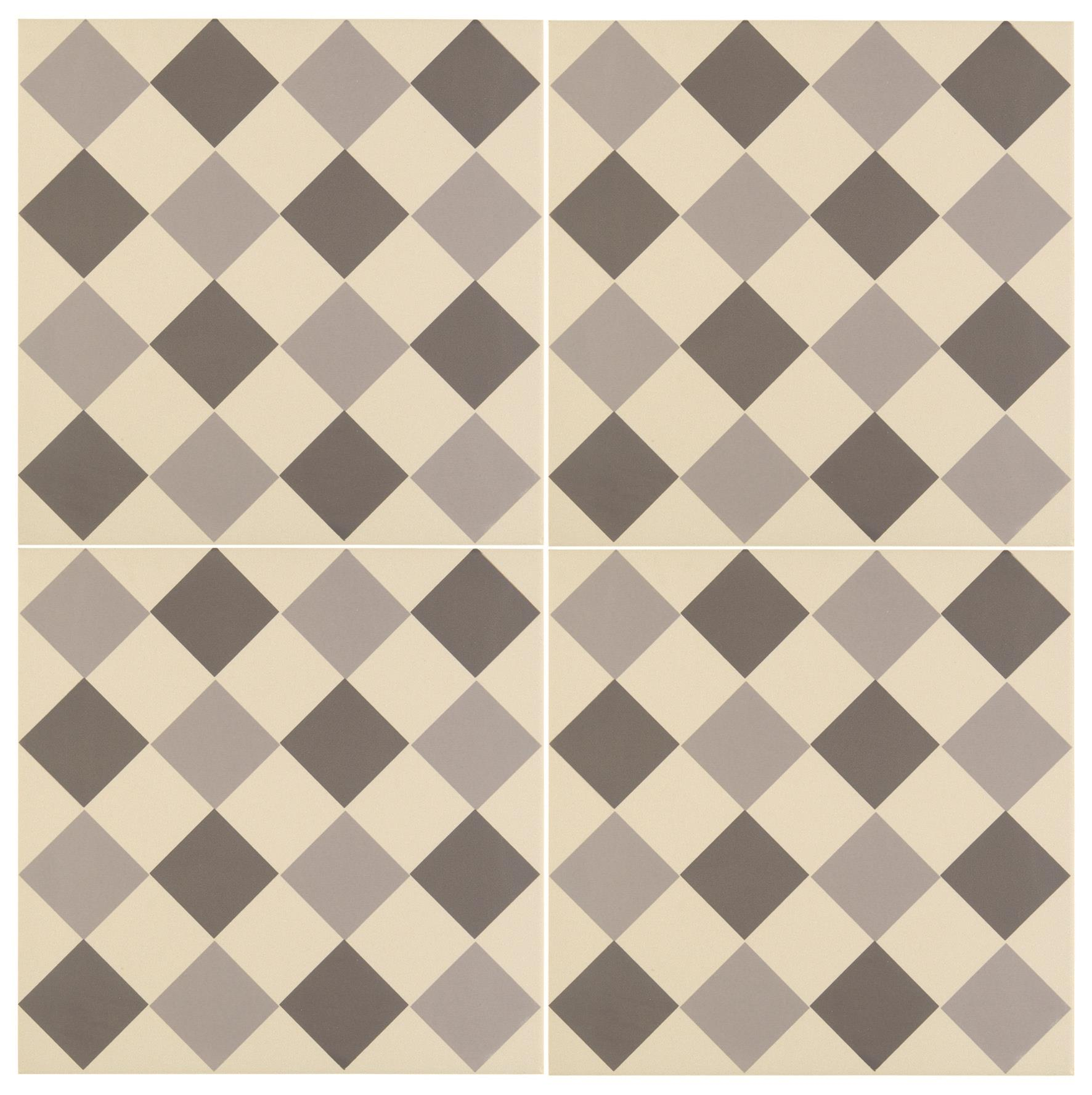 Harlequin small grey ceramic tile dailygadgetfo Image collections