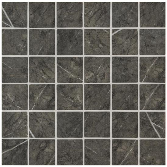 Burano Grey Recycled Glass Mosaic