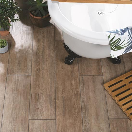Canela Matt Glazed Porcelain Tile