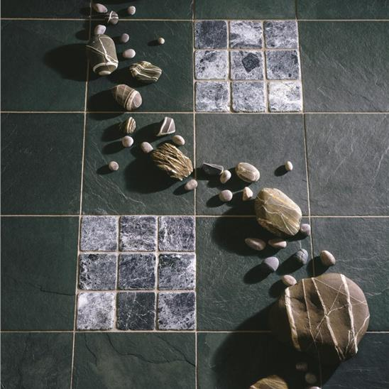 Amazon Green Natural Slate