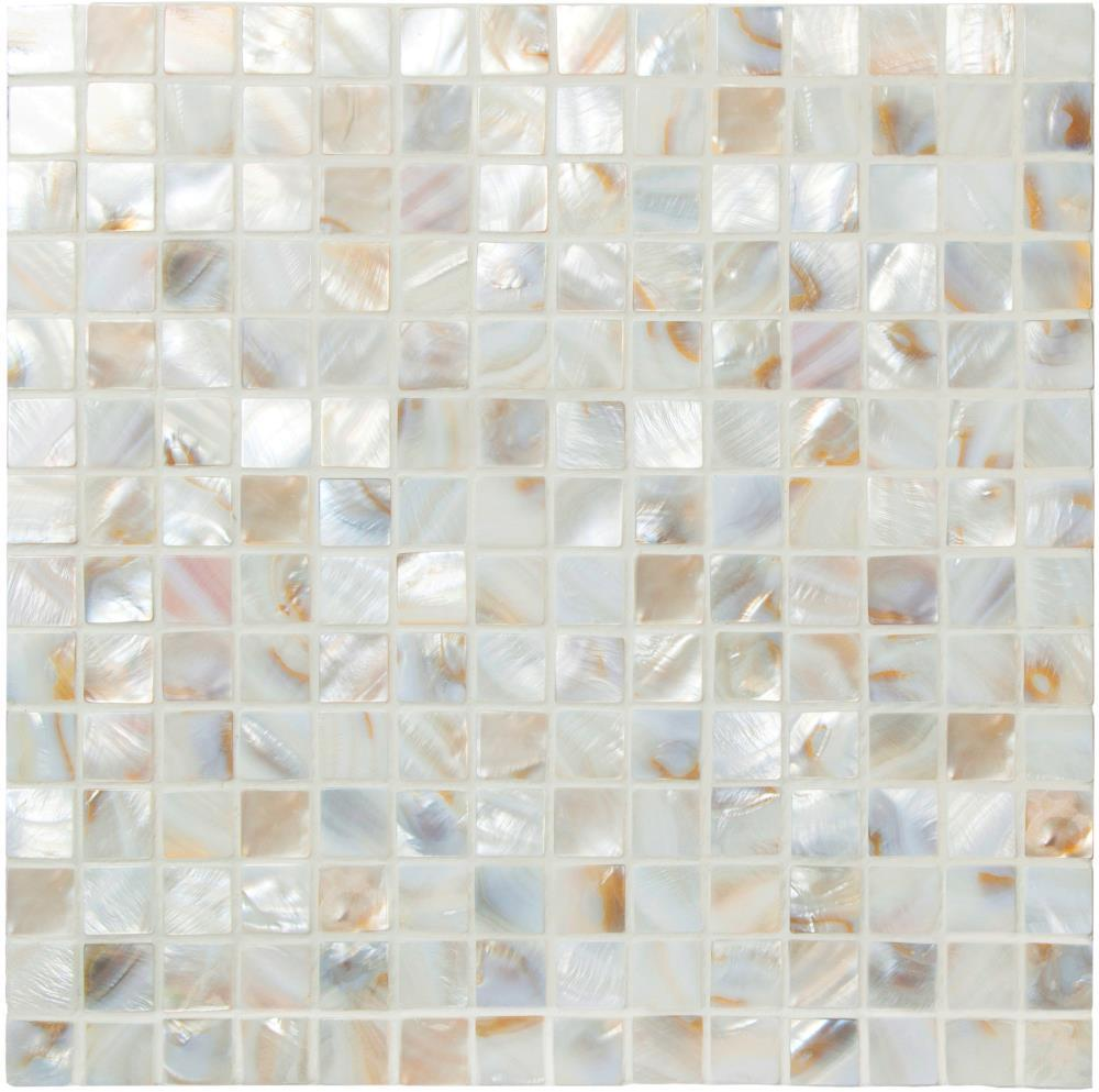 Purity shell mosaic shell tile innocence shell mosaic ppazfo