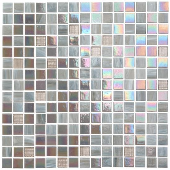 Butajira Mixed Blends Glass Mosaic 20mm 13/16""