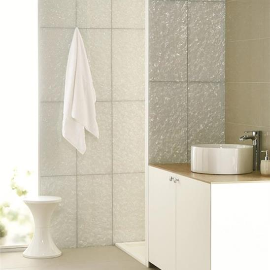 Arctic Crushed Pearl Tile