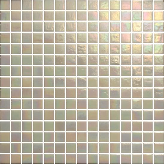 Mont Blanc Iridescent Glass Mosaic 20mm 13/16""