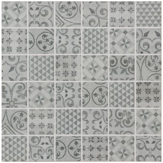 Medine Patterned Mosaic