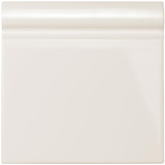 Vintage White Skirting Tile