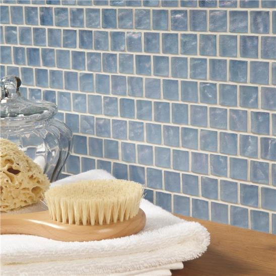 Tranquility Therapy Glass Mosaic
