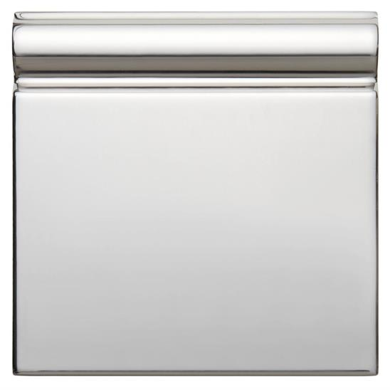 Platinum (metallic) Skirting Tile