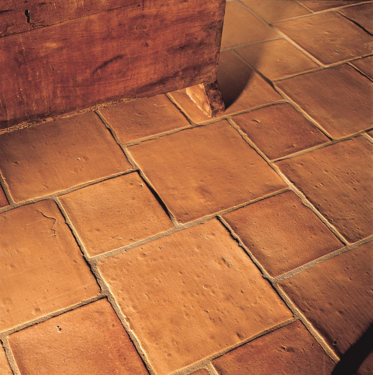 Handmade terracotta floor tile dailygadgetfo Gallery