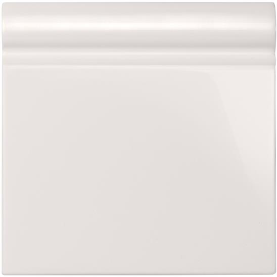 Brilliant White Skirting Tile