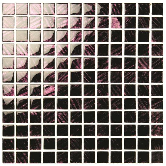 Amnesia Glass Mosaic