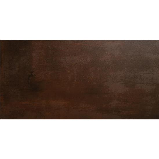 Rush Copper Rectified Glazed Metallic-finish Ceramic