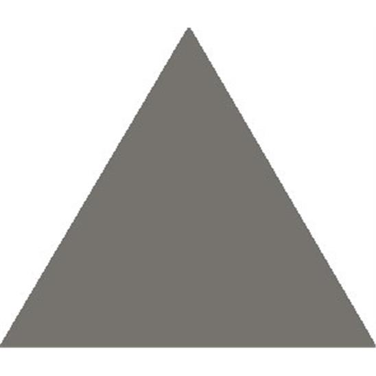 Equilateral Triangle Revival Grey