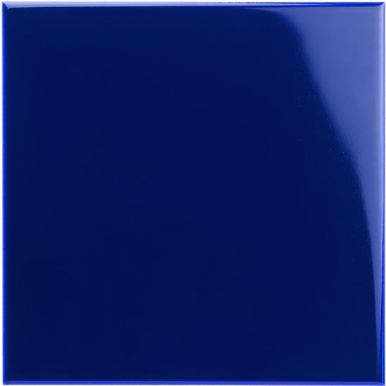 Royal Blue Field Tile