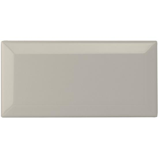 Chancel Grey Metro Bevelled Tile