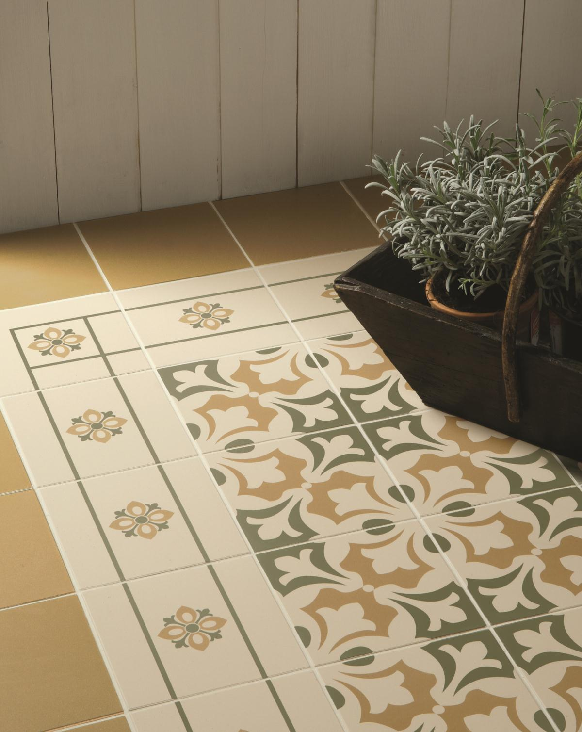 Rococo tile dailygadgetfo Image collections