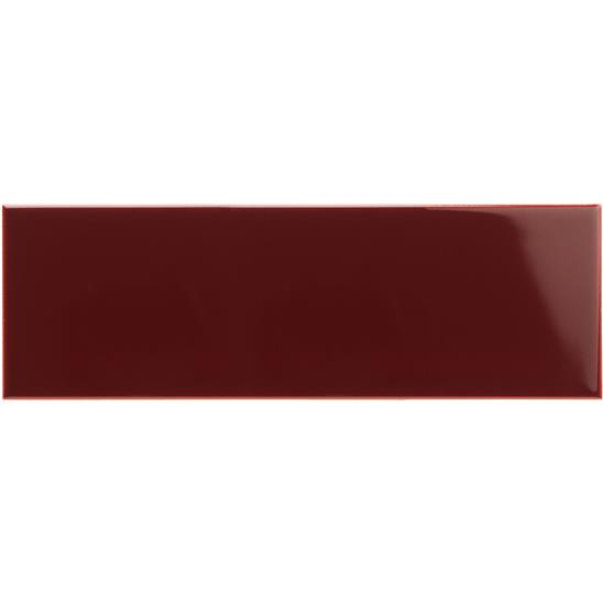 Burgundy Large Brick