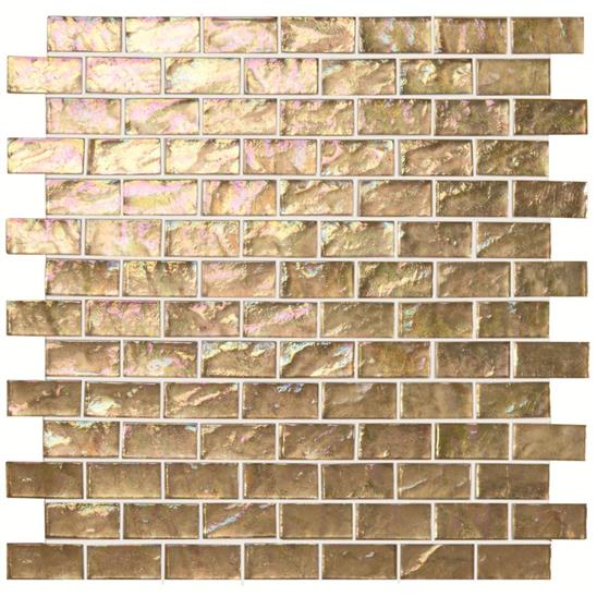 Medina Gold Rush Glass Mosaic