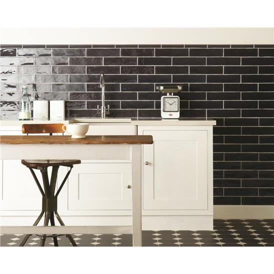 Sloe Large Brick Tile