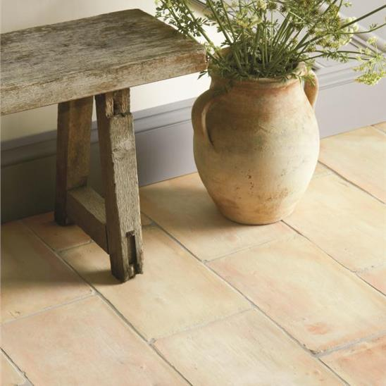 Hand Made Terracotta Floor Tiles