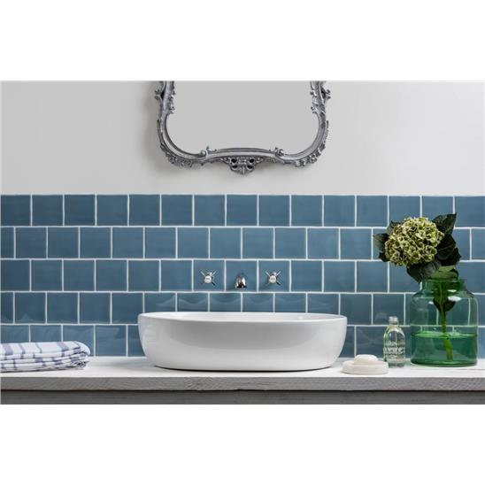 Forget-me-not Gloss Field Tile