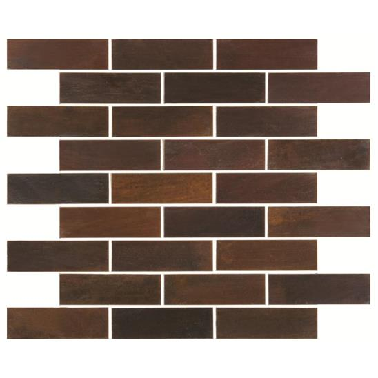 Alchemy Brick Copper Mosaic