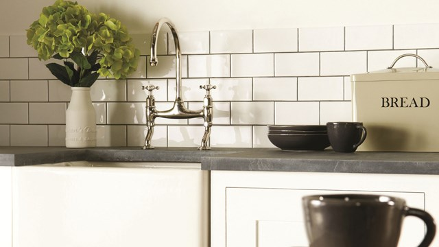 Permalink to Green Kitchen Tiles