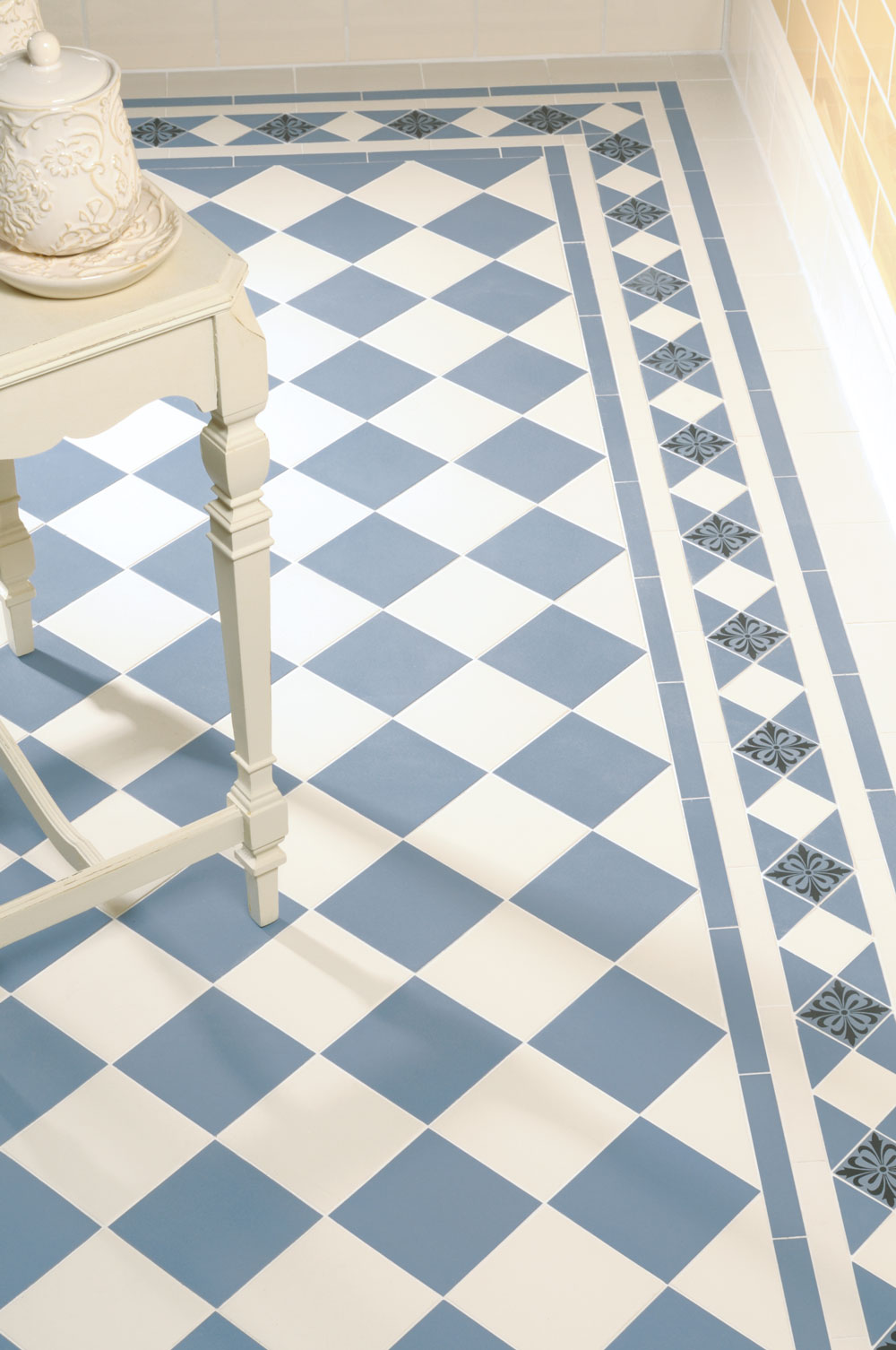 Victorian Floor Tile Gallery