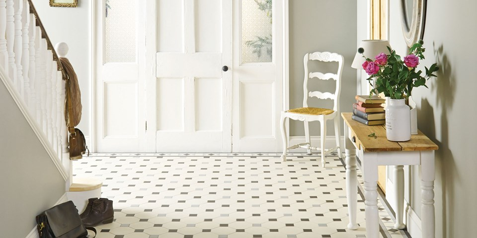 A to Z of Tiling - H is for Hallways