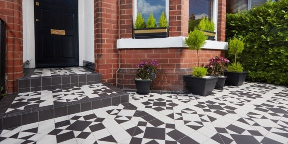 You May Remember That We Launched Some Additions To Our Victorian Floor Tile Collection