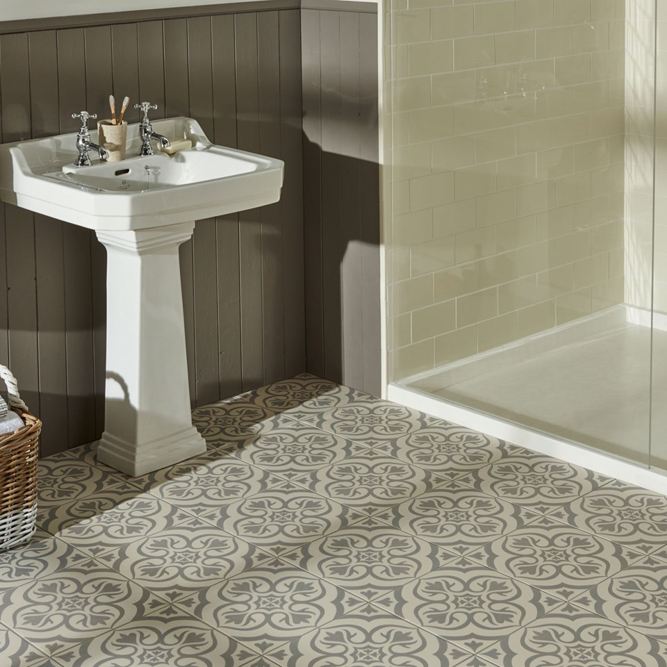 contemporary modern bathroom tile ideas understated style