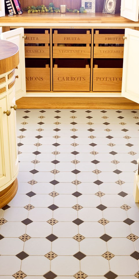 Farmhouse Kitchen Tiles