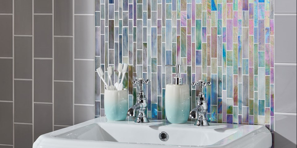 Contemporary Modern Bathroom Tile Ideas - Modern bathroom tile design images