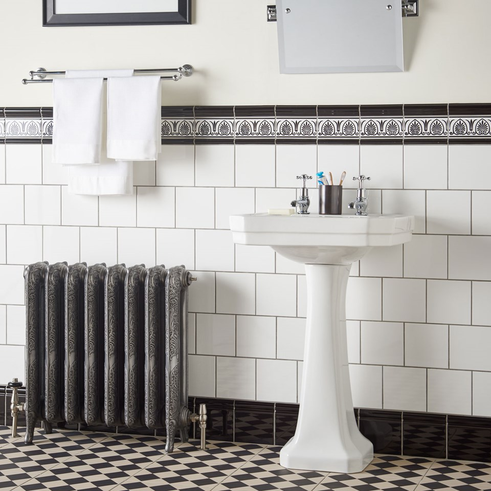 Traditional Classic Bathroom Tile Ideas