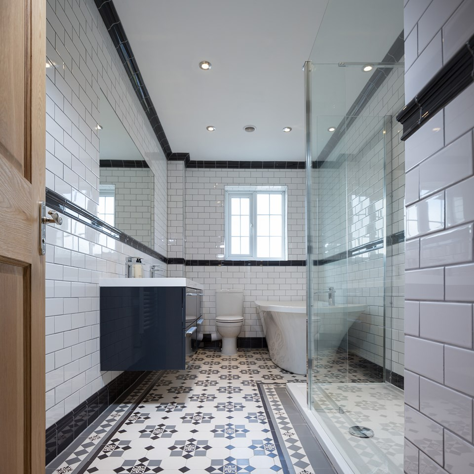 Tile Bathroom Photo Gallery gallery | victorian floor tiles