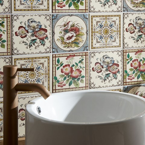 Bathroom Tiles Victorian Style inspire me - a collection of inspirational tile projects