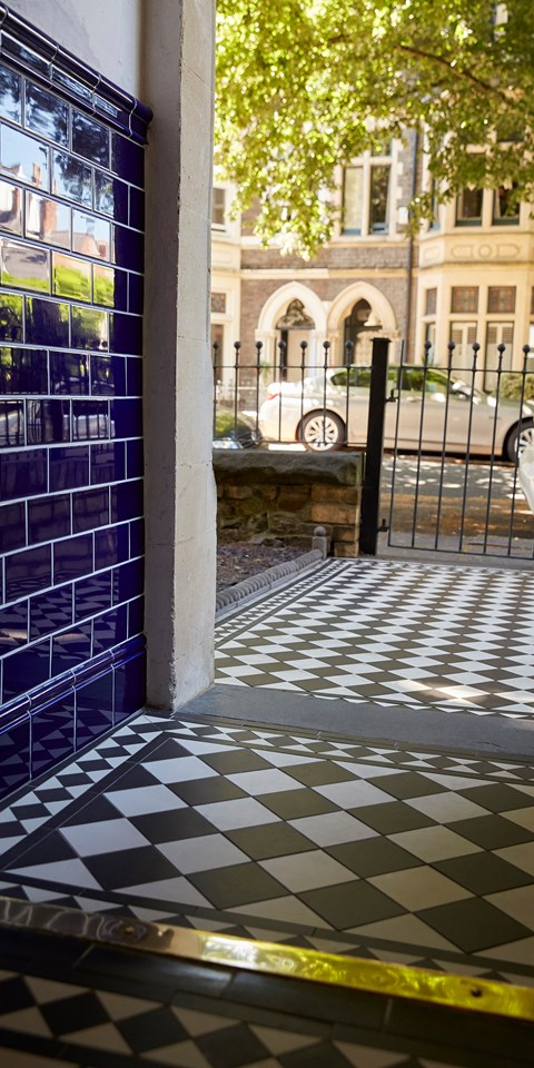 Inspiring You To Go Victorian Floor Tiles For Paths Hallways And