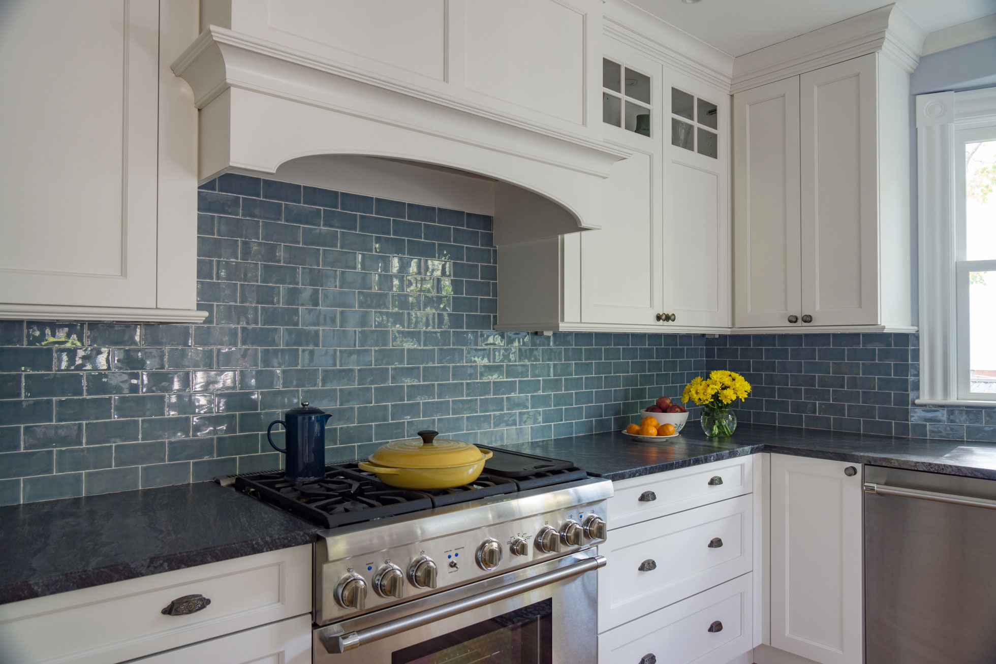 Marvelous Kitchen Tiles Ideas Part - 2: Original Style