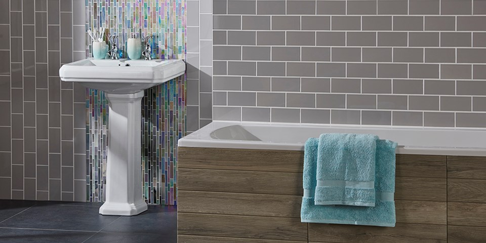 Your Guide To Choosing The Right Bathroom Tiles