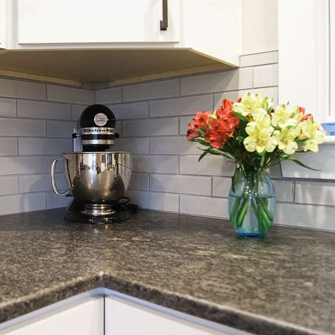 A kitchen makeover with The Winchester Elements collection