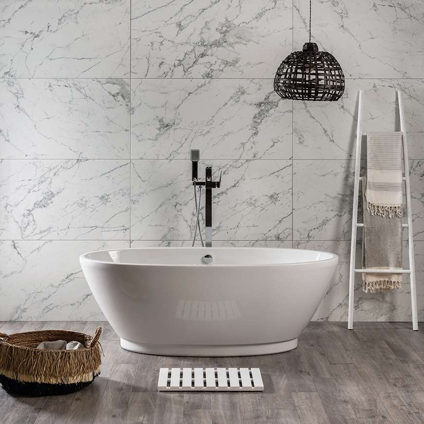 Large format, textures, and contemporary finishes; Tileworks has been extended