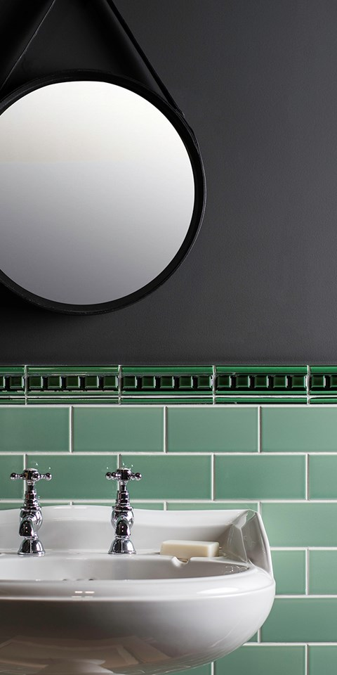Traditional Clic Bathroom Tile Ideas
