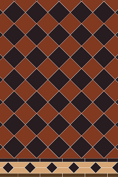 Dorchester Tile Pattern